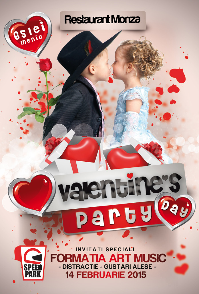 Valentine's Day -Party-Monza Bacau